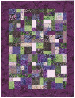 Free Quilt Pattern For Yellow Brick Road : Baby - 48